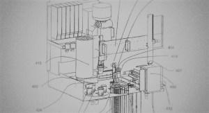 Rysunek techniczny do badania czystości patentowej