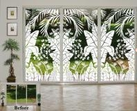 Artscape Bamboo Decorative Window Film