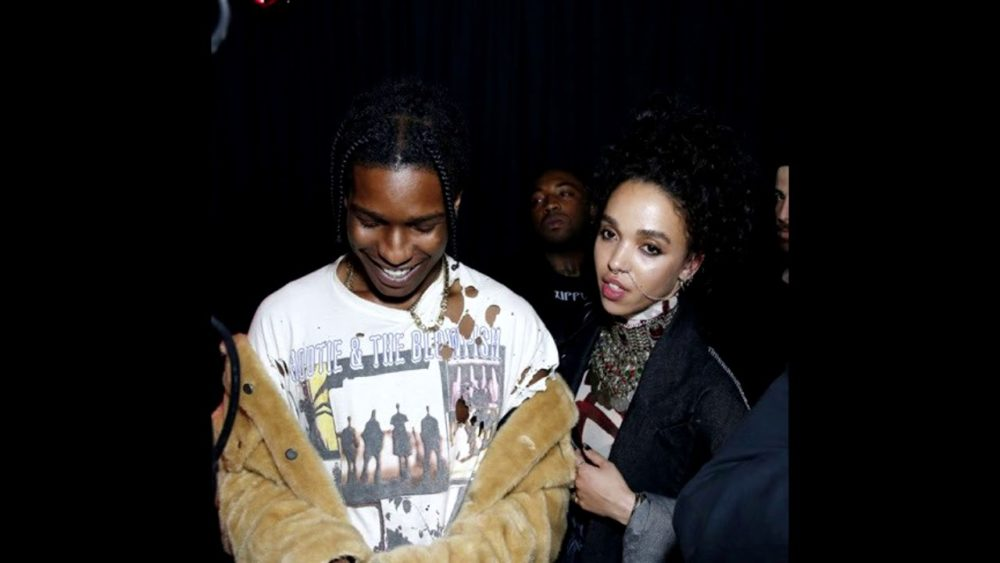 Asap Rocky Revisits His Testing Album With A New Visual For Fukk Sleep Featuring Fka Twigs