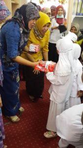 Pengabdian Masyarakat Sekaligus Penandatanganan MoU Antara TK Semen Padang Dengan RSGM Baiturrahmah Bagian Kedokteran Gigi Anak
