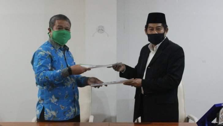 UNW Mataram dan Universitas Al-Azhar Jalin Kerjasama