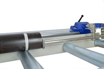 FKM Rollenbahnen für Rohre und Volmaterial
