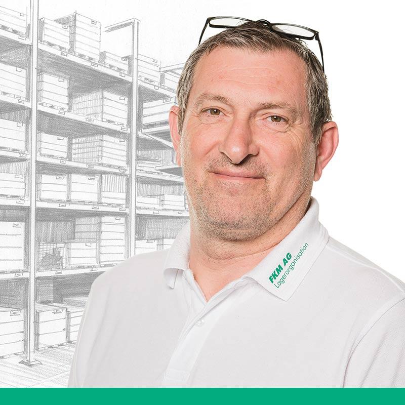 Rolf Byland FKM Lagerorganisation