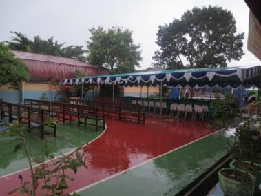 Lapangan 3 Sebelum acara