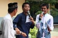 Penonton, Bang Arie (MC) dan Pandu