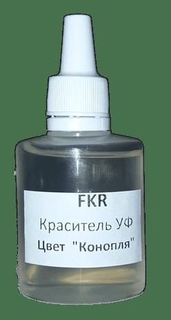 """Аттрактированое масло FKR """"Конопля"""""""