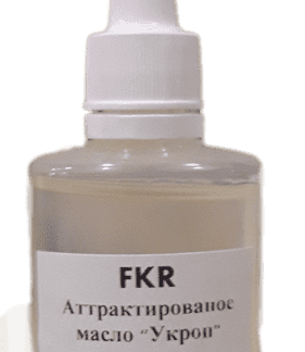 """Аттрактированое масло FKR """"Укроп"""""""