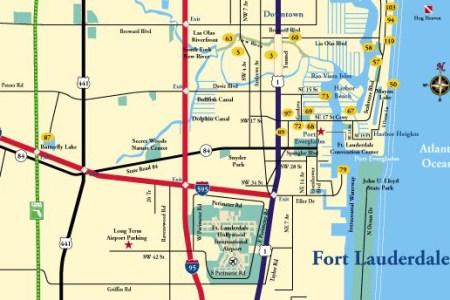 Download ePub PDF eBook Online » map broward county