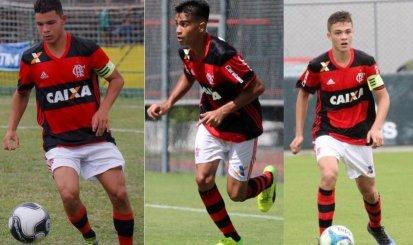 Garotos do Ninho são convocados para amistosos da Seleção Brasileira Sub-15 na Inglaterra