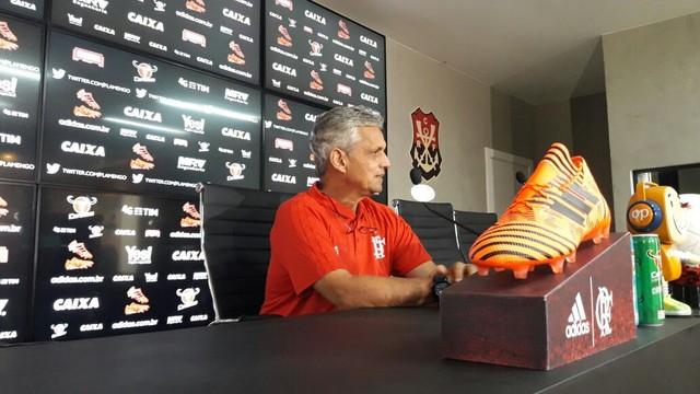 Por Libertadores, Rueda traça meta para o Flamengo e vê time perto do ideal