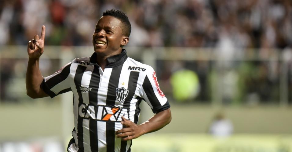 Flamengo faz sondagem ao Atlético-MG por Cazares