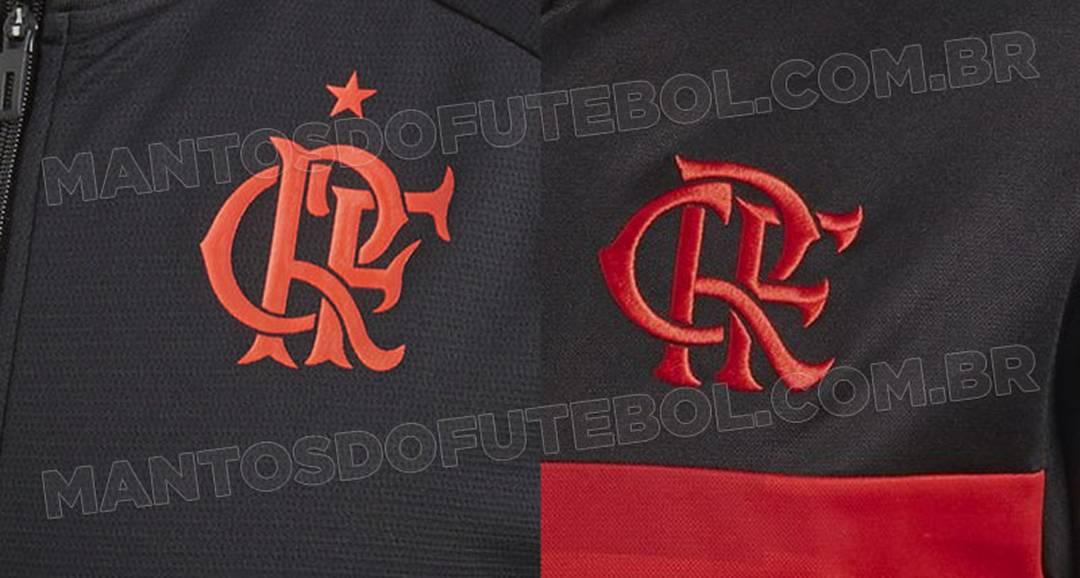 Mudança no escudo do Flamengo vaza na Internet. Veja em detalhes
