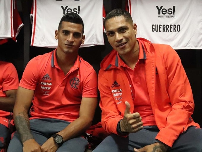 Guerrero diz que sonha em ver companheiros de seleção atuando nas maiores equipes da Europa