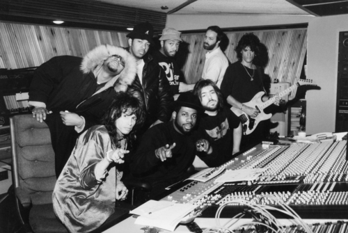 Playlist Hip Hop vs Rock