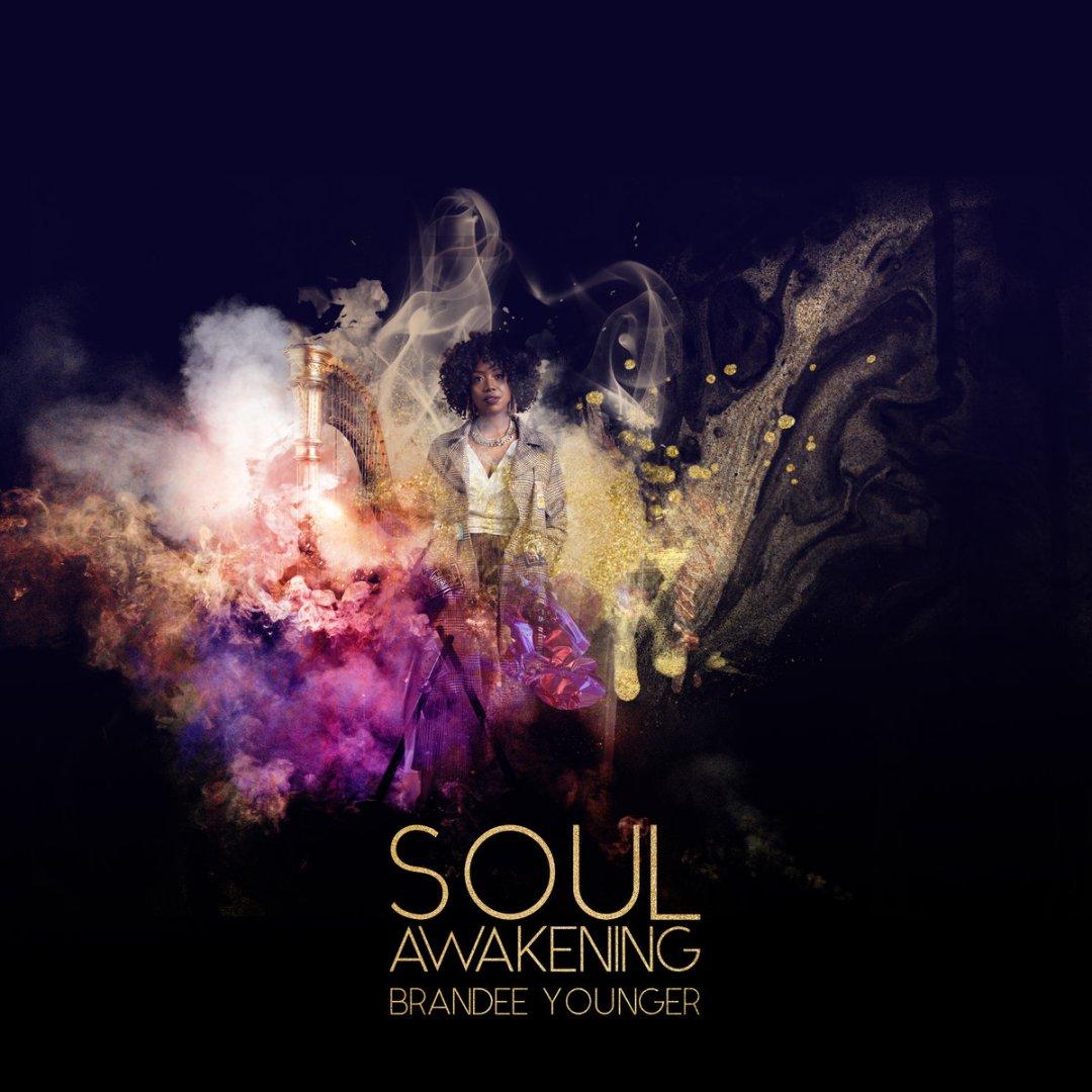 Brandee Younger - Soul Awakening - par ici les sorties musique juin 2019