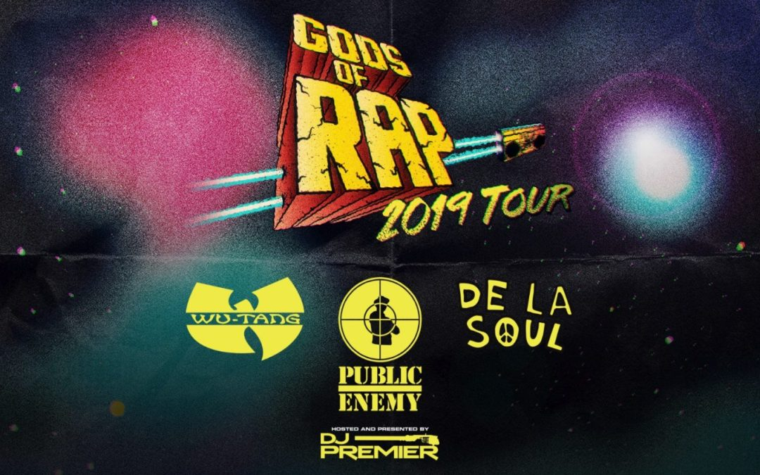Gods Of Rap à Paris : Live Report