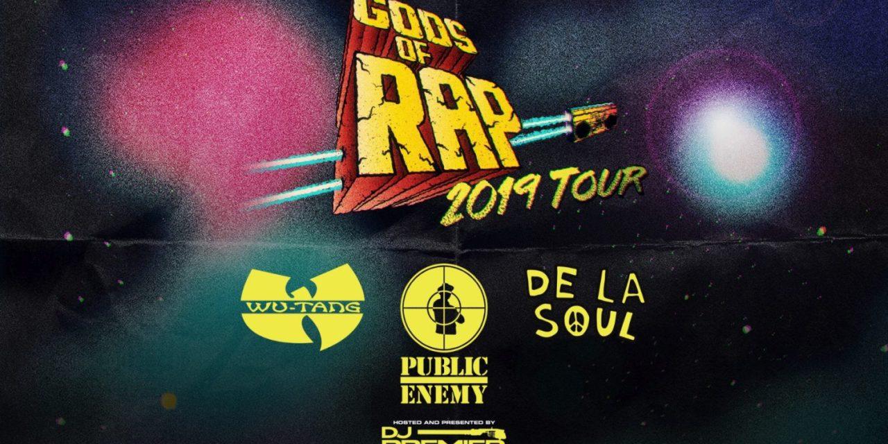 Gods Of Rap à Paris : Live Report