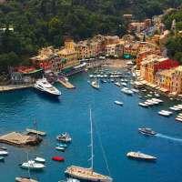 Portofino un' esplosione di colore