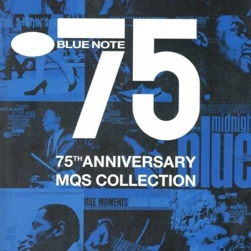 Astell&Kern - MQS Blue Note 75th Anniversary Collection (75 CD, 24/192, FLAC)