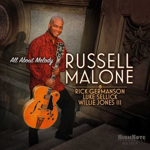 Russell Malone - All About Melody (2016 24/96 FLAC)