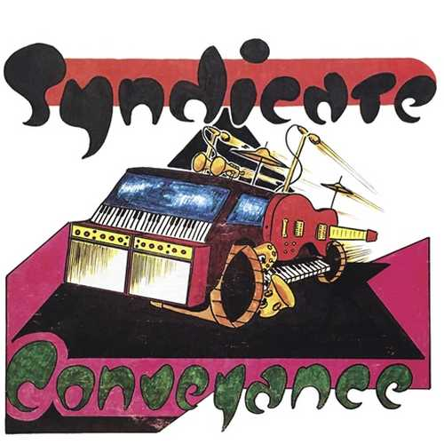 Syndicate - Conveyance (2021 24/48 FLAC)
