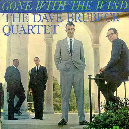 Dave Brubeck Quartet - Gone With The Wind (1959 24/96 FLAC)