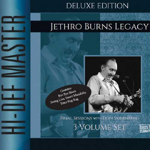 Jethro Burns - Legacy: The Complete Final Sessions (2014 24/96 FLAC)