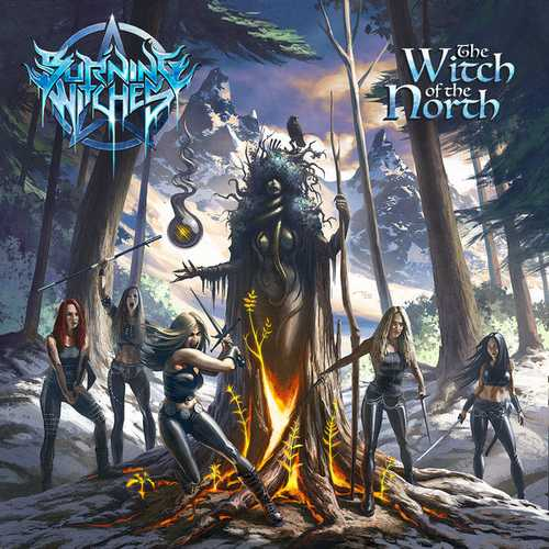 Burning Witches - The Witch Of The North (2021 24/44 FLAC)