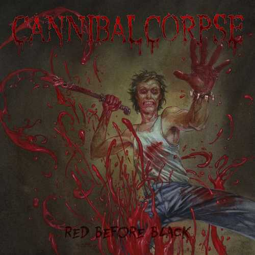 Cannibal Corpse - Red Before Black (2017 FLAC)