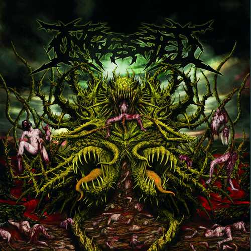 Ingested - Surpassing The Boundaries Of Human Suffering. Remastered (2016 FLAC)