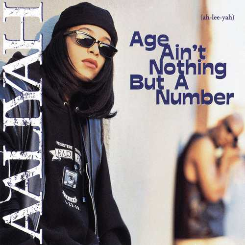 Aaliyah - Age Ain't Nothing But A Number (1994 FLAC)