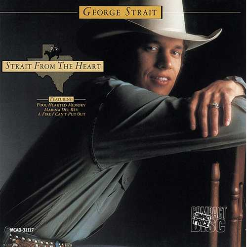 George Strait - Strait From The Heart (1982 FLAC)
