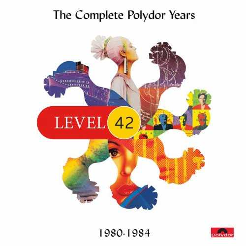 Level 42 - The Complete Polydor Years 1980-1984 (10 CD box set FLAC)