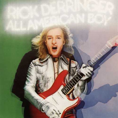 Rick Derringer - All American Boy. Expanded Edition (1973 FLAC)