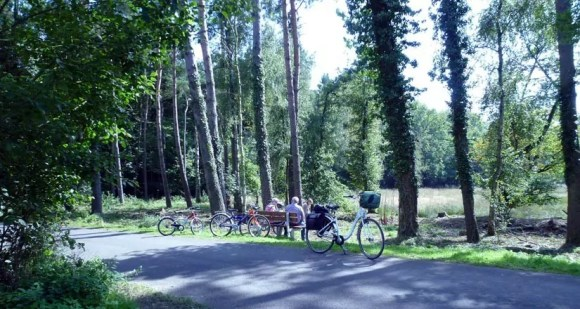 Erlebnistouren Freizeitregion Niederrhein - Wandern Radwandern
