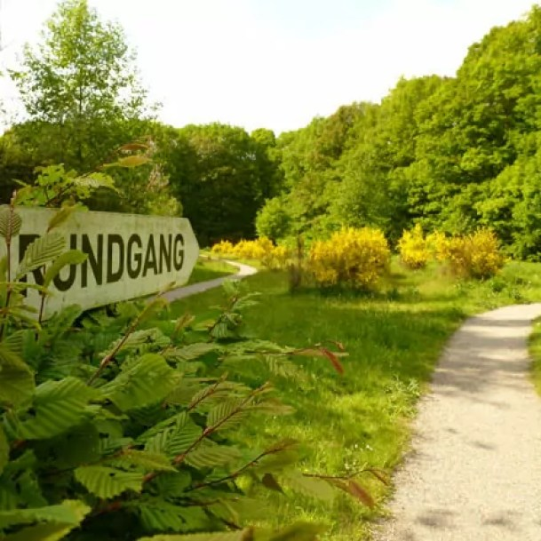 Rundgang im Wassergarten Kaldenkirchen