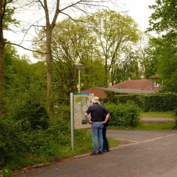 Wandern am Niederrhein auf Premium Wanderwegen