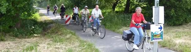 Fahrradurlaub am Niederrhein - Flachshof Nettetal