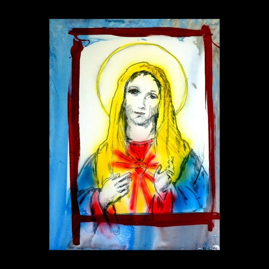 2015 Mother Mary