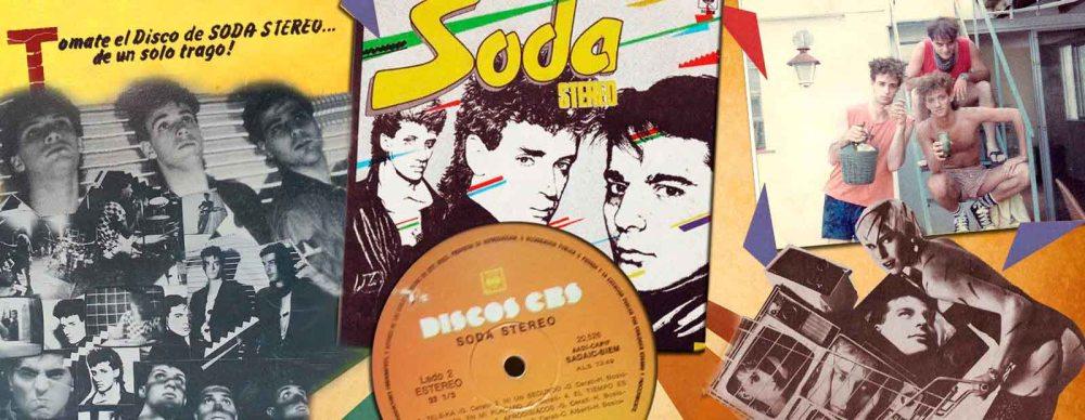 CHARLY ALBERTI y ZETA BOSIO recuerdan el primer álbum de Soda Stereo a 30 años de su lanzamiento. (1/6)