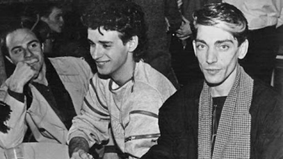 CHARLY ALBERTI y ZETA BOSIO recuerdan el primer álbum de Soda Stereo a 30 años de su lanzamiento. (3/6)