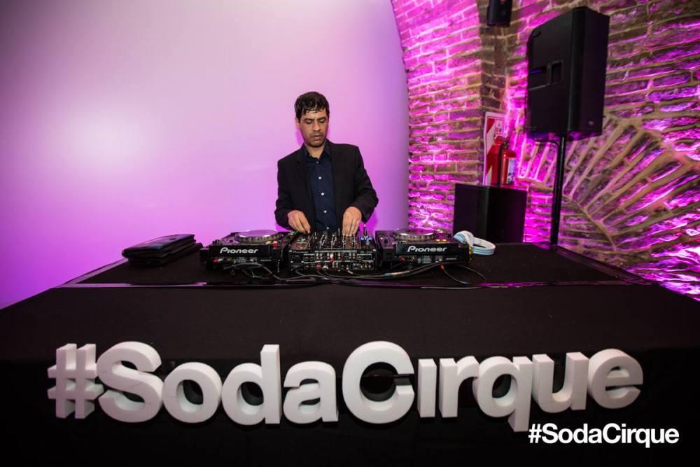 SE PRESENTÓ #SODACIRQUE: Espectáculo de Cirque Du Soleil y Soda Stereo a estrenarse en 2017 (6/6)