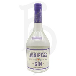 Junipero San Francisco Strength Gin