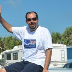 He's back: Jason DeLorenzo, who served five years as a Palm Coast Cioty Council member and ran for a County Commission seat two years ago, will be Palm Coast's development chief starting in July. (© FlaglerLive)