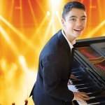 Ethan Bortnick, a South Floridian by birth, will be at the Flagler Auditorium on Dec. 4.