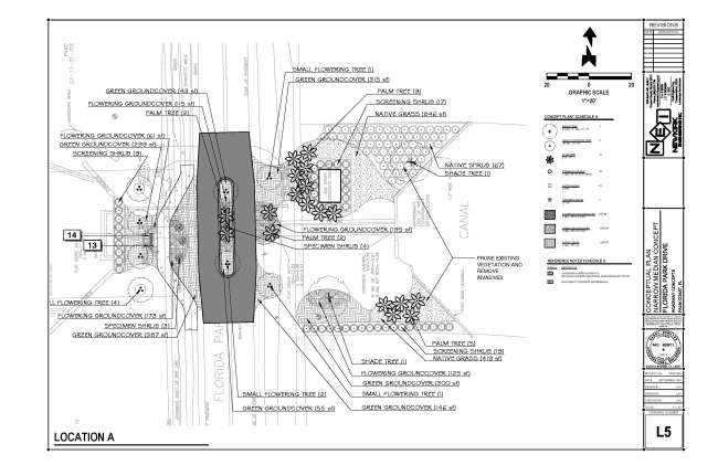florida park drive concept