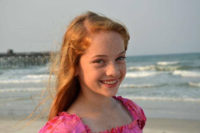 Victoria Elizabeth Aparicio - Little Miss Flagler County