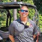 Flagler County Fire Rescue's Lt. Andrew Hardesty. (Flagler County)