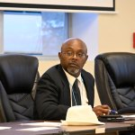 Bunnell City Manager Alvin Jackson is in his third year. (© FlaglerLive)