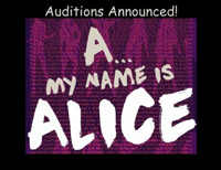audition my name is alice